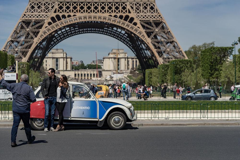 Eifelturm - Paris - Frankreich - Sven Dreissig