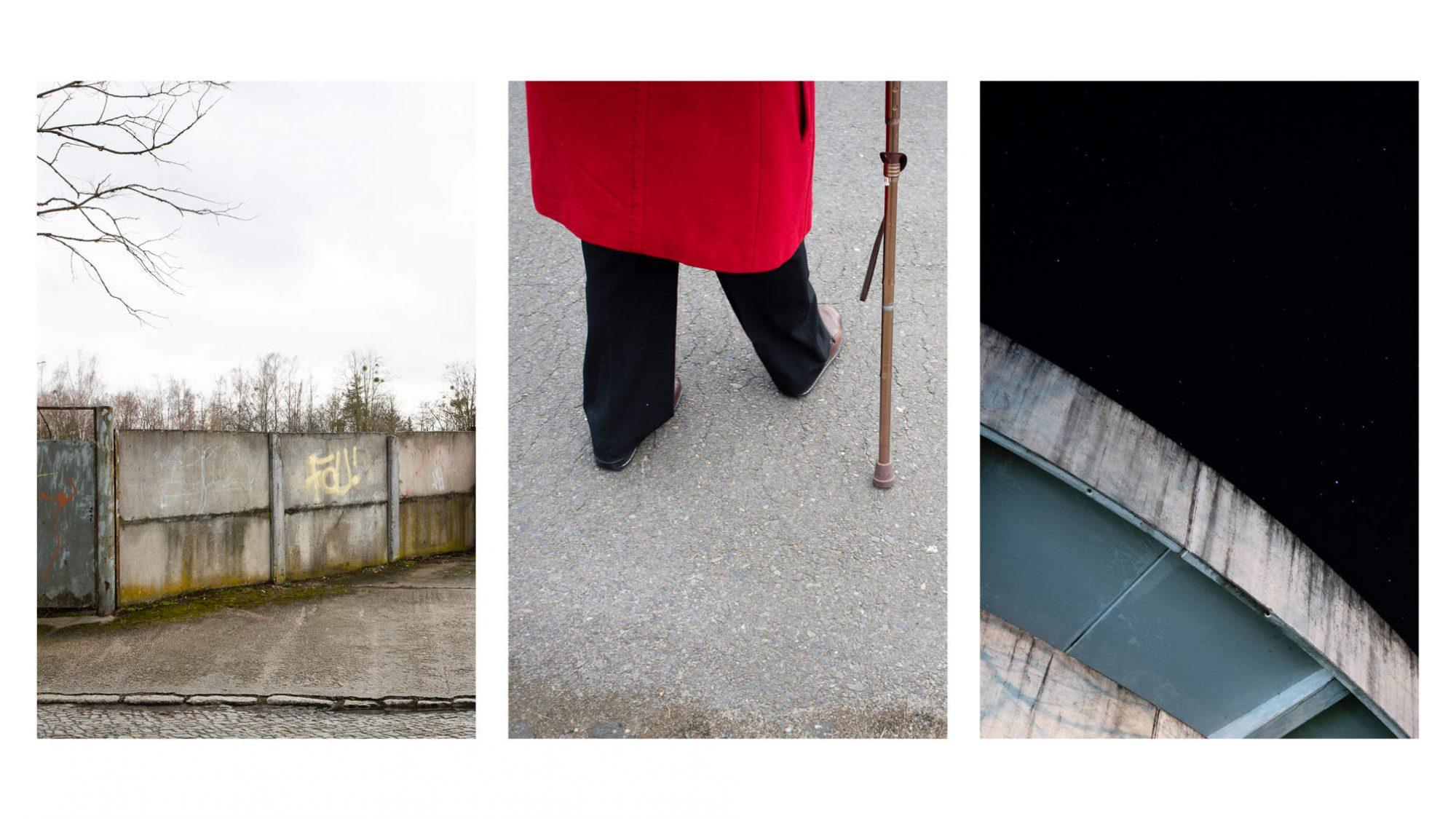 Ausstellung Galerie Remise 56 - Meine Straße - Drei fotografische Skizzen